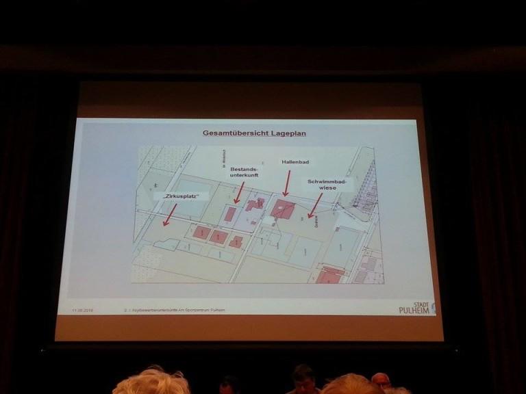 Pulheim: Bericht zur Infoveranstaltung zu den Asyl-Massenunterkünften am alten Hallenbad