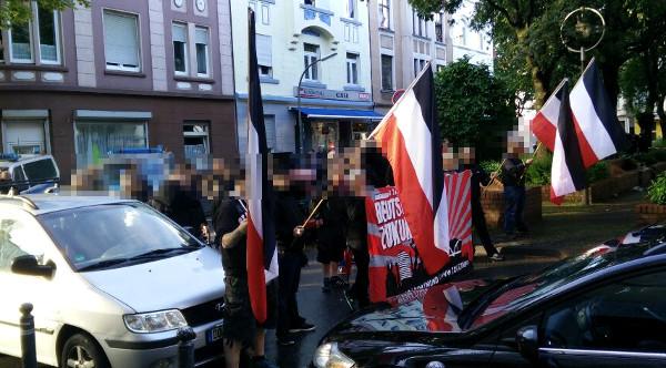 TddZ: Störungsfreie Mahnwachen in der Innen- und Nordstadt!