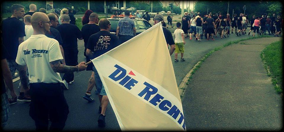 Bericht zur Demonstration in Halle-Silberhöhe