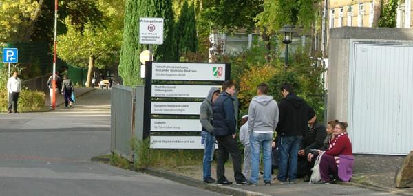 Nach Widerstand in Huckarde: Erstaufnahmeeinrichtungen in Dortmund schließen bis 2017!