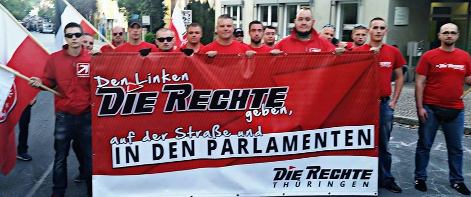 Bericht zur Demonstration in Jena (Thüringen)