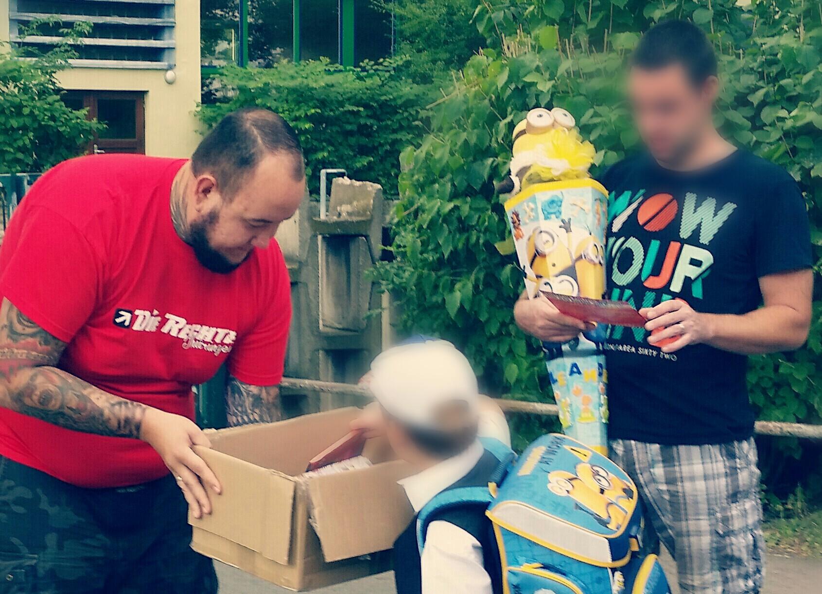 Konsequent für deutsche Familien – Kostenloses Schulmaterial für Erfurter Schulanfänger