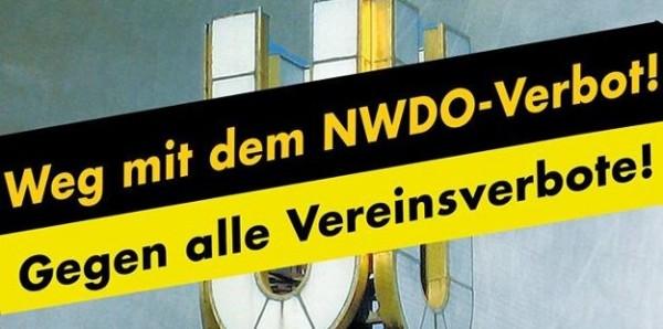 Kundgebung: Weg mit dem NWDO-Verbot und allen anderen Vereinsverboten!