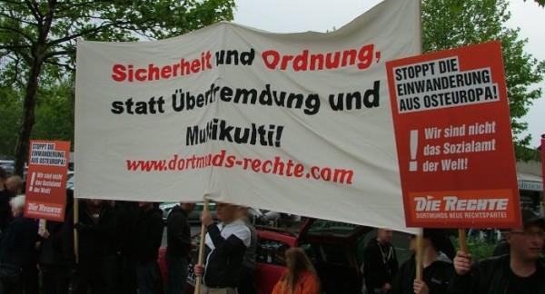 Ghettoisierung stoppen: Mahnwache am Freitag (2. September) im Herzen der Dortmunder Nordstadt!