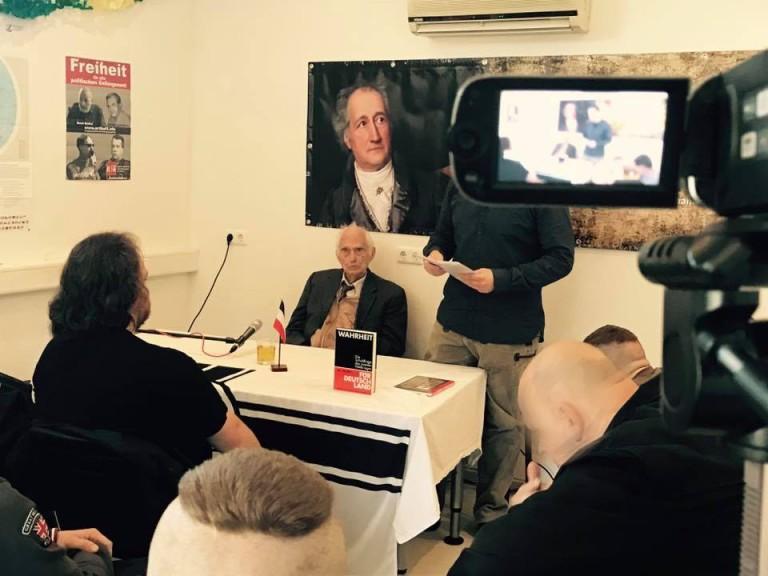 Bericht zum Vortrag von Udo Walendy