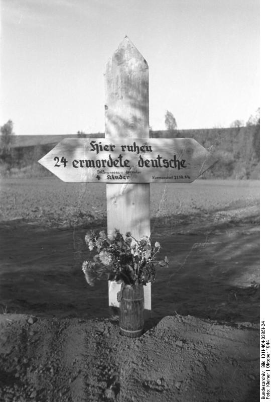 Nemmersdorf 21.10.1944