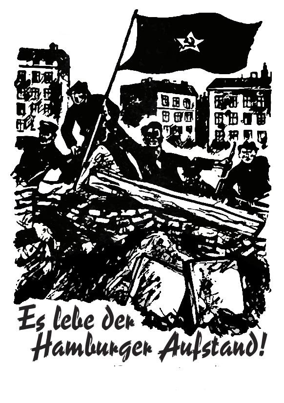 Hamburger Aufstand 1923