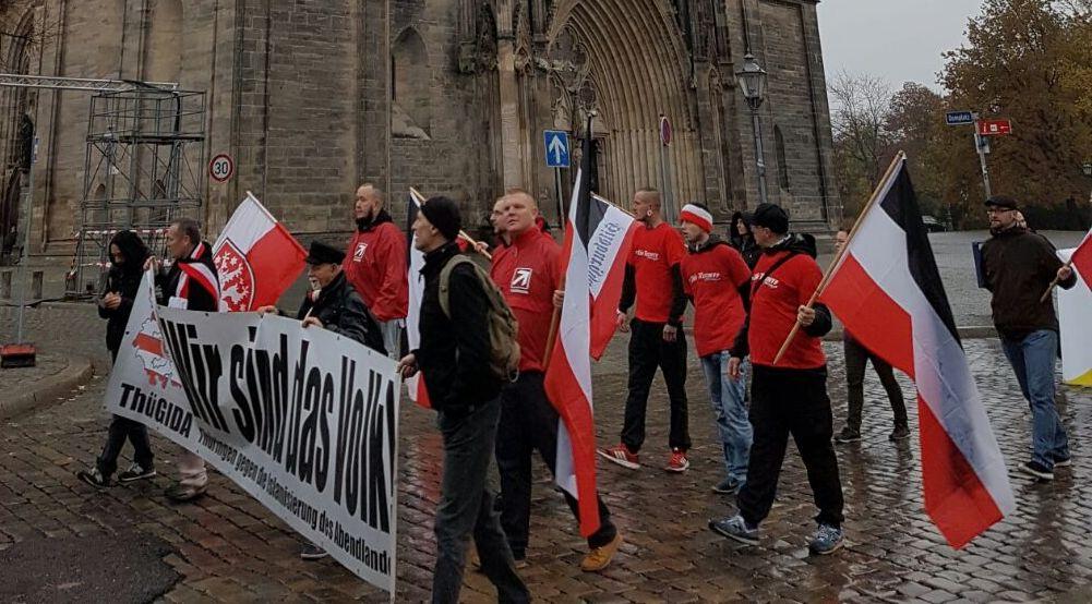 Bericht zur Demonstration in Magdeburg für Frieden, Freiheit und Souveränität