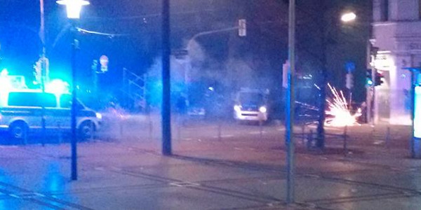 Abteilung Muffensausen: Polizei stellt sich für Silvester in Dortmund-Dorstfeld auf