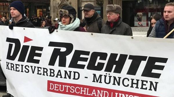 Kurzmeldung zur Kundgebung in München