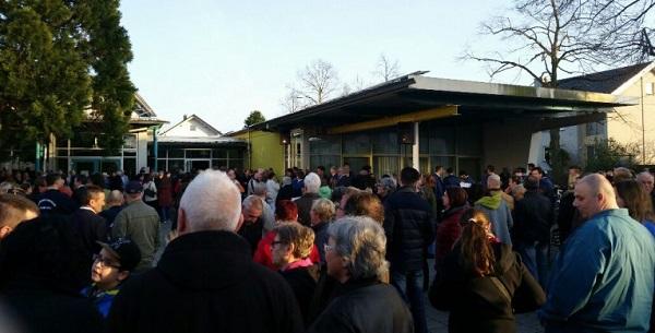 Bürgermeisterwahl: Zweiter Wahlgang in Au am Rhein am 9. April / Christian Worch wieder mit dabei!