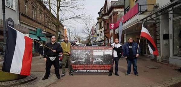 Fahrt der Erinnerung im Saarland und in der Pfalz