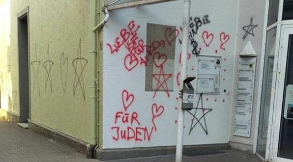 """""""Für Juden"""": Was die Polizei bei Farbschmierereien in Dortmund-Lütgendortmund verschweigt"""