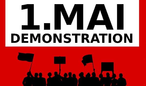 Viele Vorfeldaktionen: Mobilisierung für den 1. Mai in Dortmund geht in die heiße Phase!