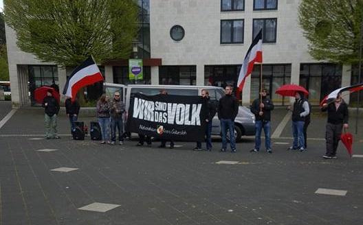 """Bericht zur 2. """"Mottofahrt gegen Masseneinwanderung"""" in Ostwestfalen"""