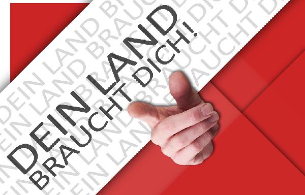 """""""Dein Land braucht Dich!"""" – DIE RECHTE OWL startet neue Flugblatt-Offensive"""