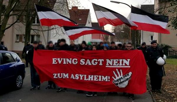 Kurzaufruf: Freitag (21. April) Mahnwache von DIE RECHTE in Dortmund-Eving!