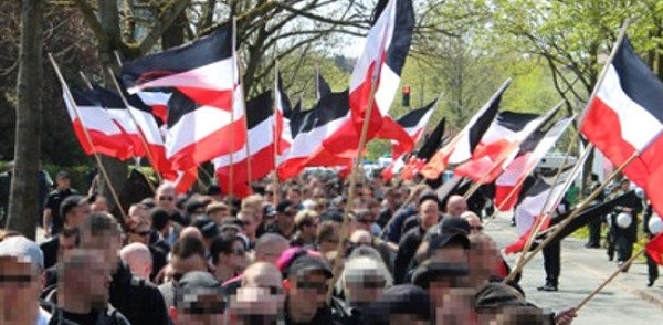Wir sind das Volk: Mahnwache am 3. Oktober 2017 in Dortmund!