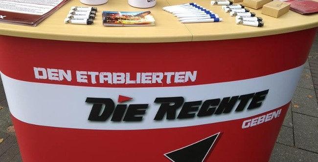 Ein Grund zum Feiern: Fünf Jahre DIE RECHTE Dortmund!