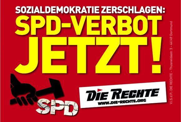 Bis die Herzkammer erlischt: Nieder mit der Sozialdemokratie!