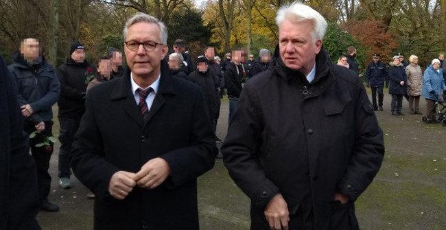 Nach Rede am Volkstrauertag: Strafanzeige gegen Dortmunder OB Sierau und Polizeipräsident Lange!