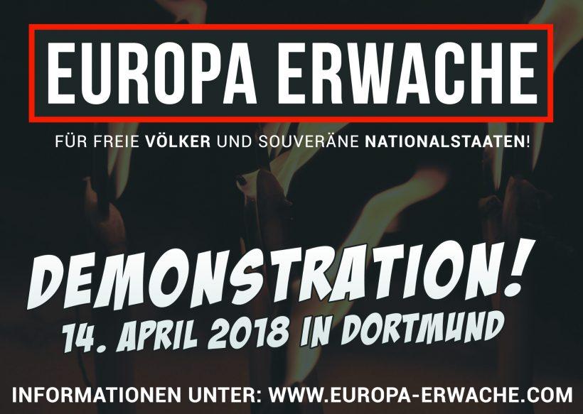 Großer Pressespiegel zur Demonstration am 14. April!