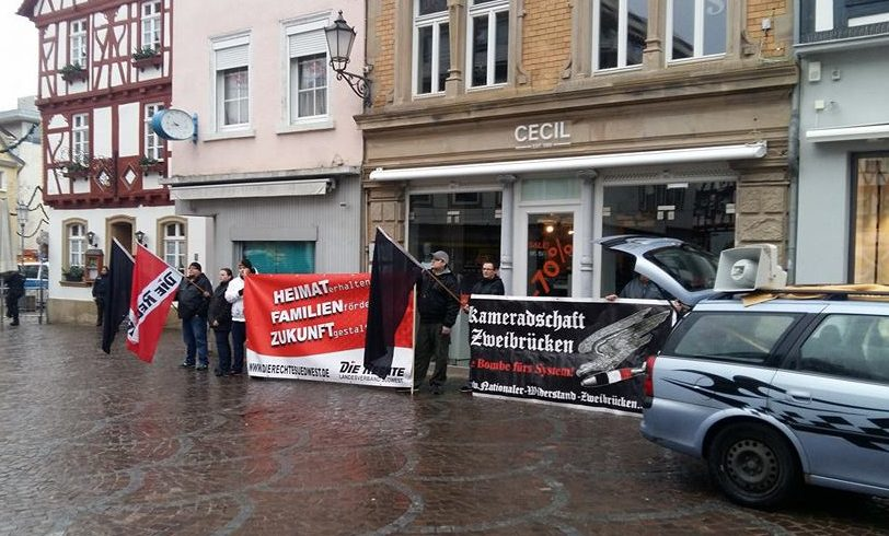 Multikulti tötet: Kundgebung in Alzey durchgeführt!