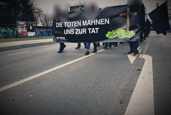 Ehrenhaftes Gedenken – Dresden 2018