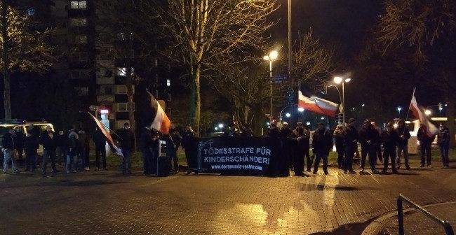 Dortmund-Hörde: Nationale Aktivisten rücken Kinderschänder erneut in den Fokus!