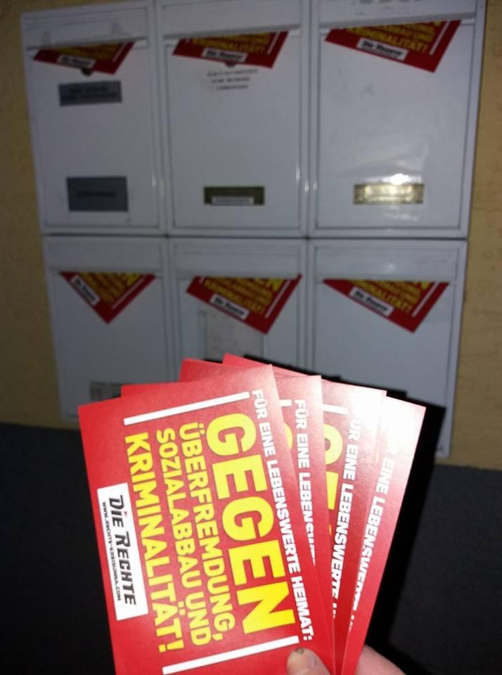 Lünen: Flugblattaktionen zur Bürgerinformation durchgeführt!