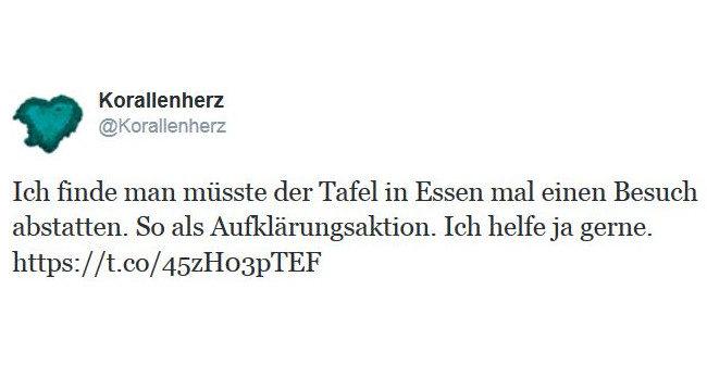 Anschlag auf Tafel in Essen: Welche Rolle spielt der Dortmunder Antifaschist Robert Rutkowski?!