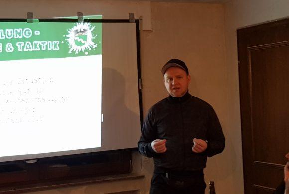 Karlsruhe: Rednerabend mit Sven Skoda
