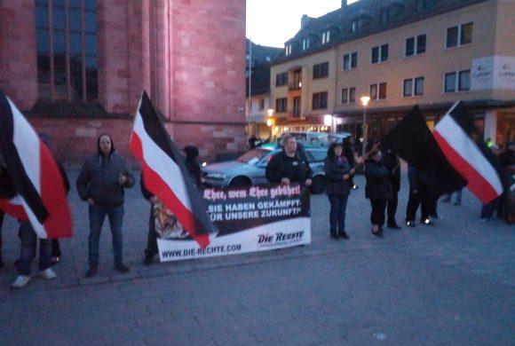 Bericht zum Trauermarsch in Zweibrücken