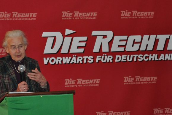 Ursula Haverbeck: Warum ich für DIE RECHTE zur Europawahl kandidiere