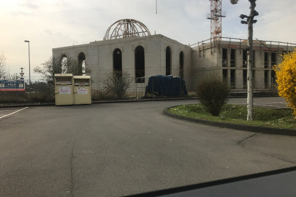 Islamisierung schreitet voran – Größere Moscheen in Brühl und Wesseling