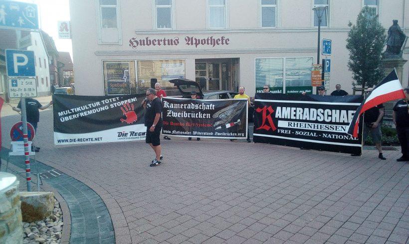 Erfolgreiche Klage und Kundgebungstour in Rheinhessen!