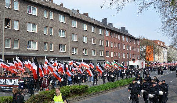 Europa erwache: Das war die Demonstration am 14. April [Video]