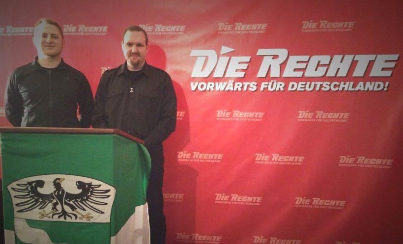 DIE RECHTE: Sascha Krolzig und Michael Brück zu neuen Parteivorsitzenden gewählt