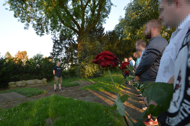 """8. Mai: Würdige Erinnerung an den """"Tag der Schande"""""""