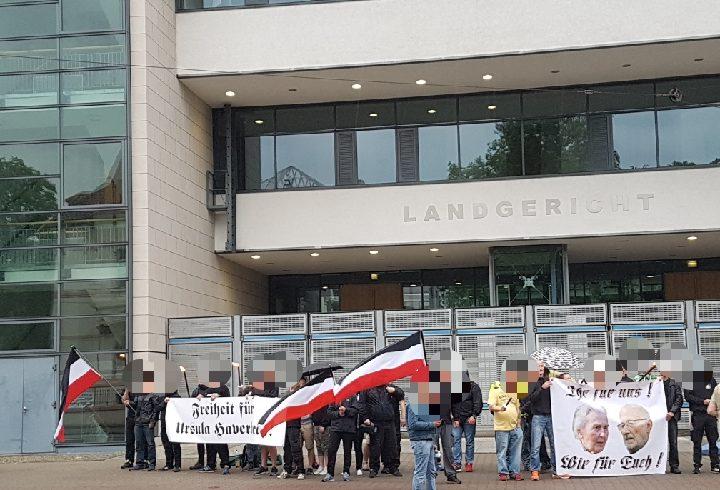 Magdeburg: Freiheit für Ursula Haverbeck!
