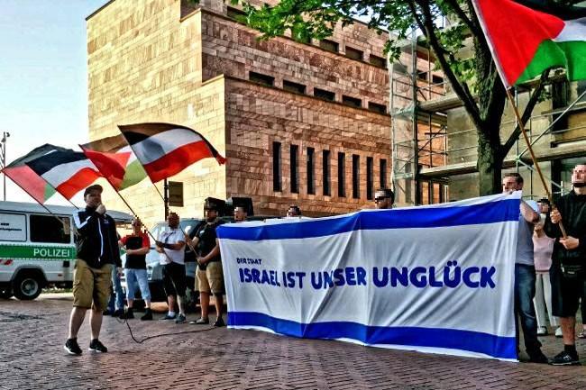 Dortmund: Meinungsfreiheit juristisch verteidigt und anti-israelische Kundgebung durchgeführt!