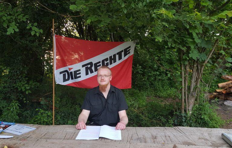 Vortragsabend mit Ralph Kästner über den Stuttgarter Altermedia-Prozeß