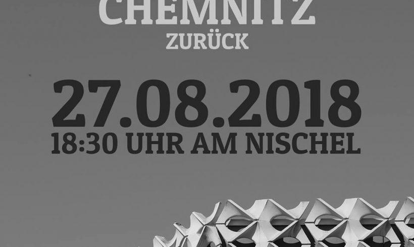 DIE RECHTE fährt nach Chemnitz – Hoch die nationale Solidarität!