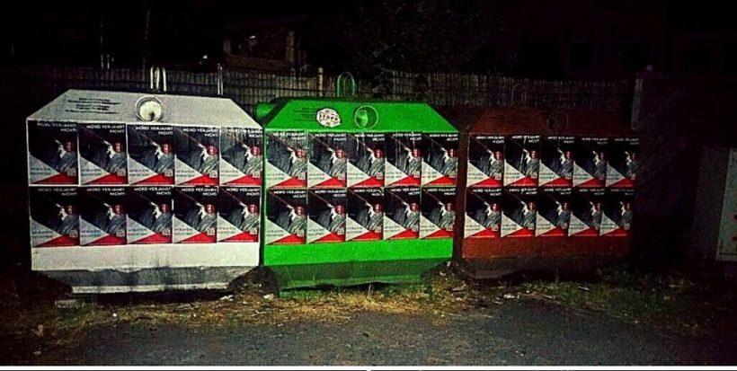 Mord verjährt nicht: Weitere Werbeaktion in Hamm