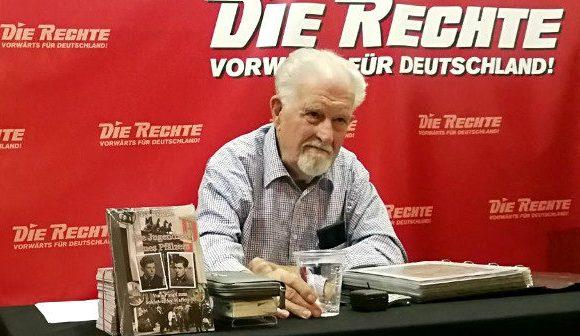 Soldaten berichten: Zeitzeugenvortrag mit Richard Neubrech in Dortmund