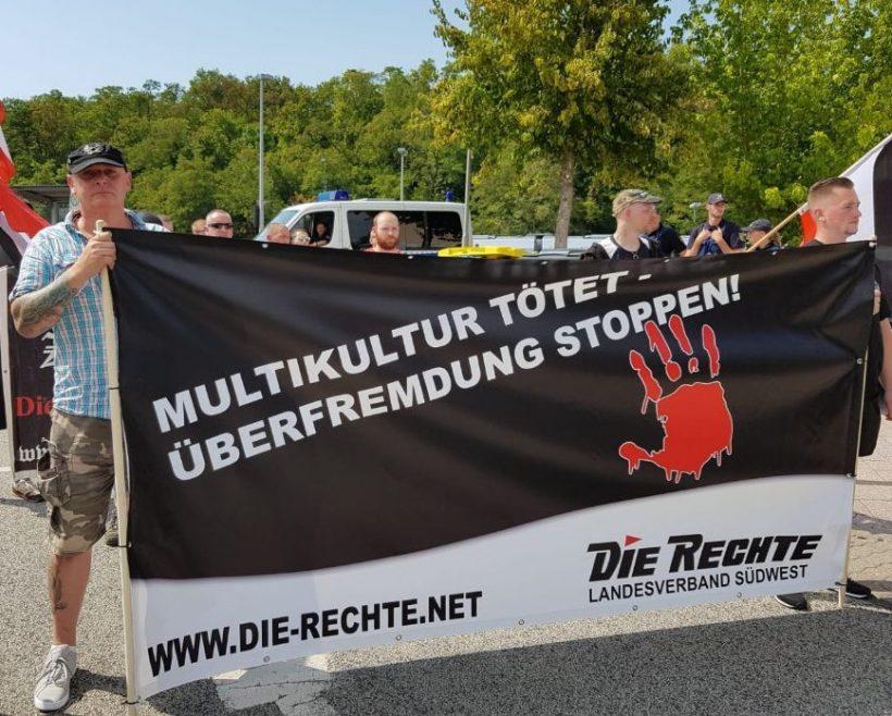 Rechter Marsch durch Alzey!