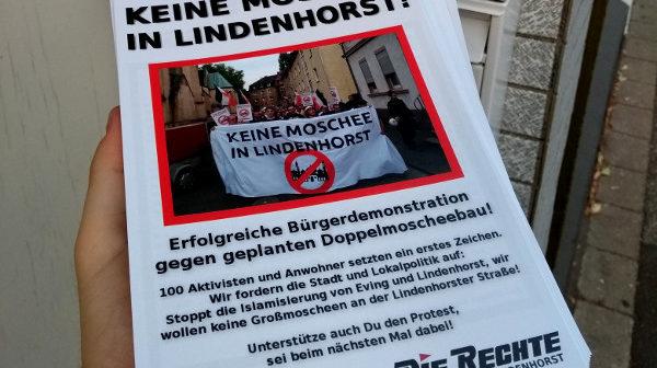 Islamisierung: Moscheebauplanungen in Dortmund-Lindenhorst werden konkreter!