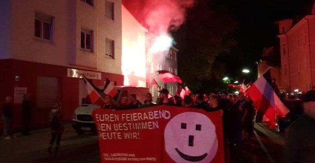 Gespielte Empörung und billige Pressehetze nach friedlichen Demonstrationen in Dortmund!