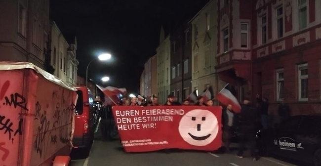 Dortmund – Polizei gibt zu: Es gab keine Straftaten von rechten Demonstrationsteilnehmern!