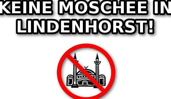 Der Protest wirkt: Bezirksvertretung Dortmund-Eving positioniert sich gegen geplanten Doppelmoscheebau!
